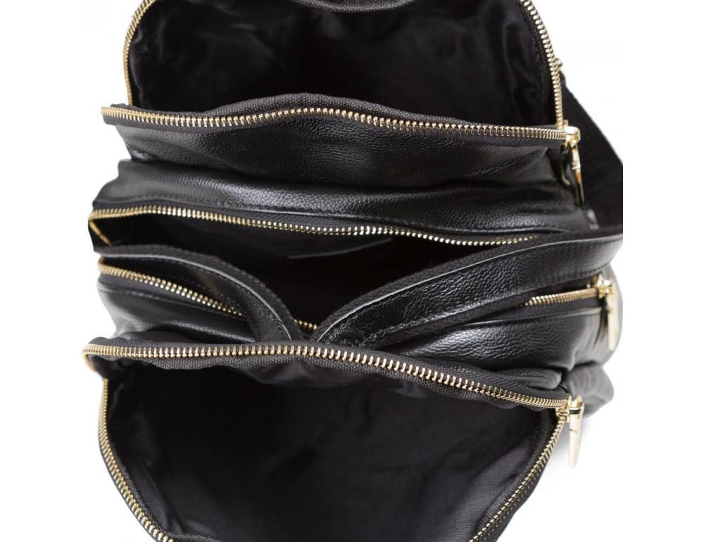 Женский кожаный рюкзак Olivia Leather W108-806A-BP - Фото № 5
