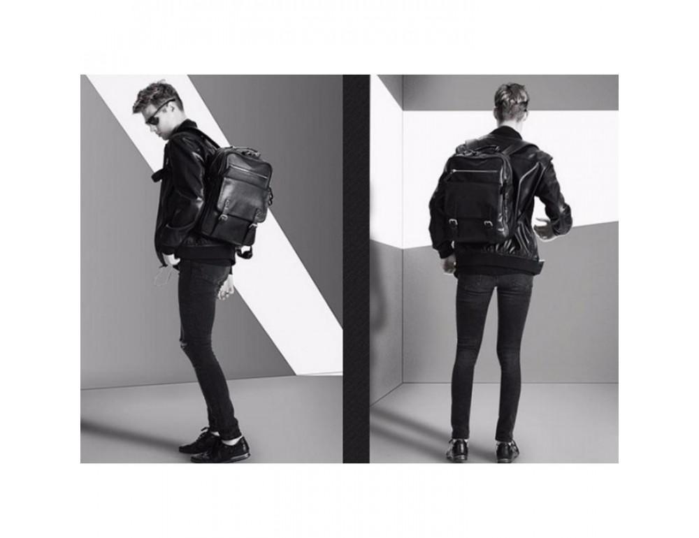 Кожаный рюкзак TIDING BAG B3-1691A - Фото № 2