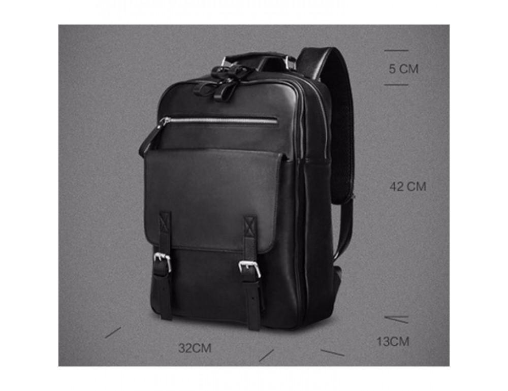 Кожаный рюкзак TIDING BAG B3-1691A - Фото № 5