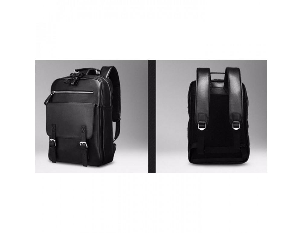 Кожаный рюкзак TIDING BAG B3-1691A - Фото № 6