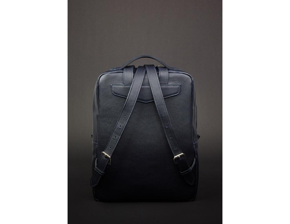Кожаный женский рюкзак blanknote мистик BN-BAG-19-mystic - Фото № 5