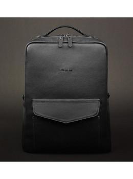 Кожаный женский рюкзак blanknote НУАР BN-BAG-19-noire