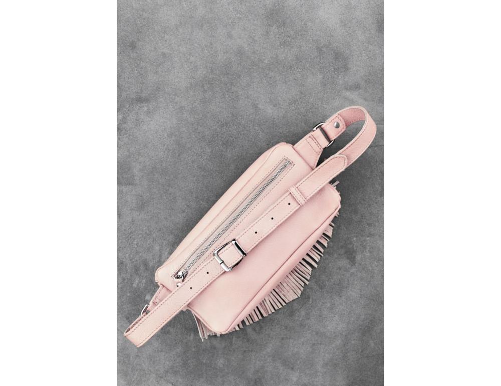 Жіноча сумка на пояс blanknote SPIRIT BN-BAG-15-barbi - Фотографія № 3