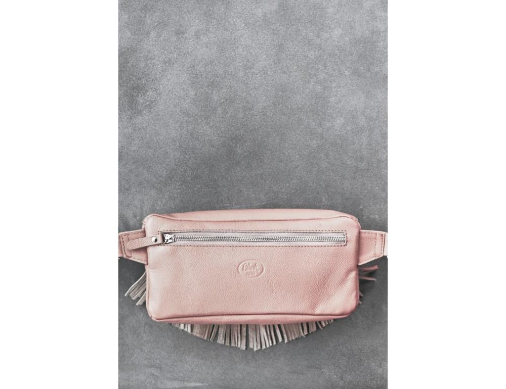 Жіноча сумка на пояс blanknote SPIRIT BN-BAG-15-barbi - Фотографія № 4