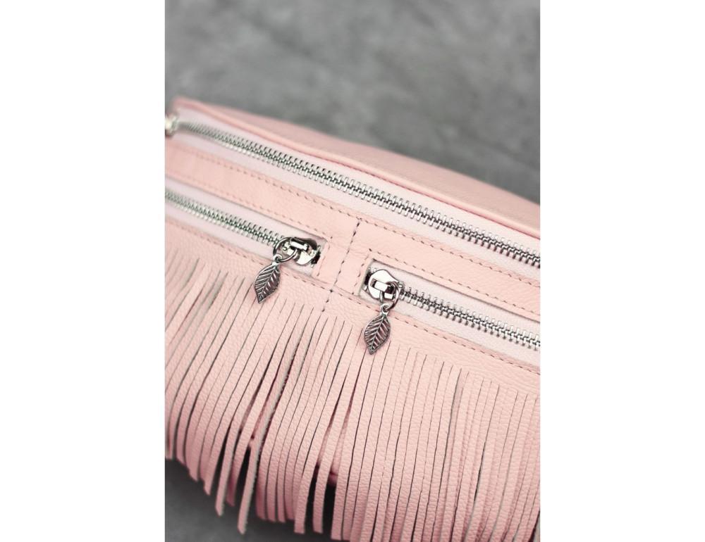 Жіноча сумка на пояс blanknote SPIRIT BN-BAG-15-barbi - Фотографія № 5