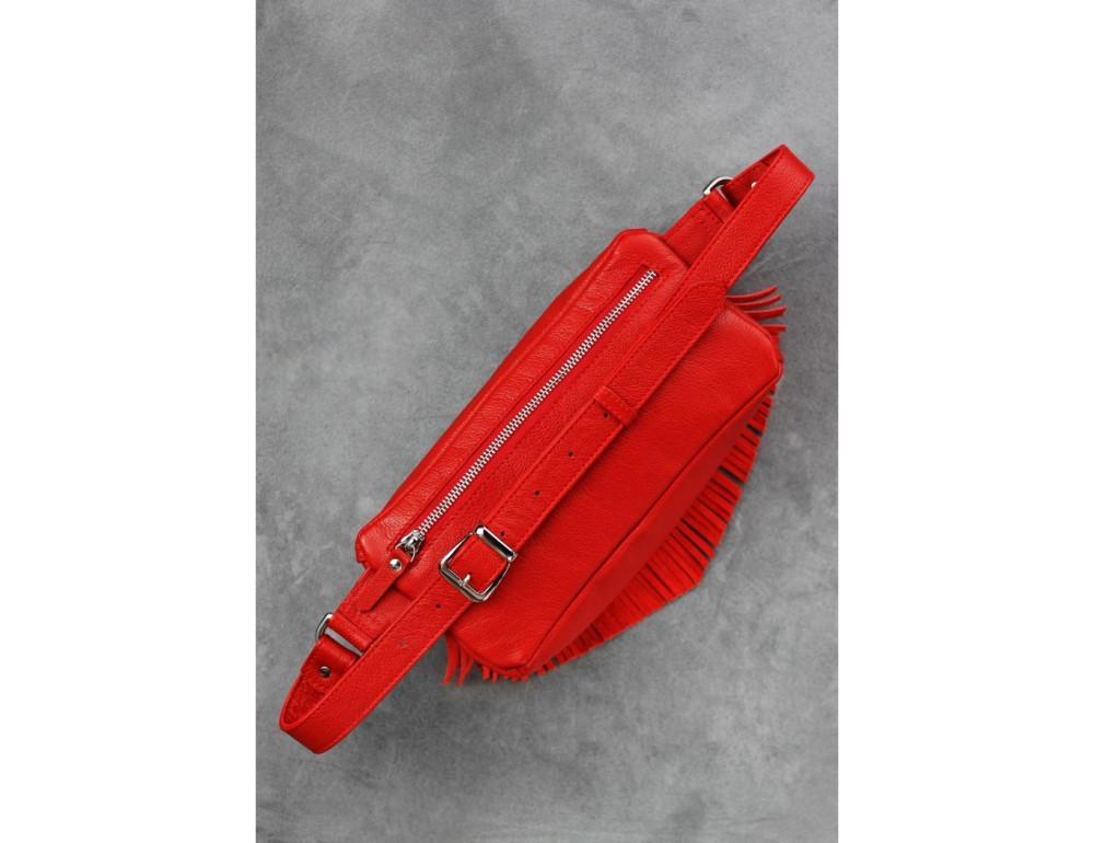 Женская сумка на пояс blanknote SPIRIT BN-BAG-15-rubin - Фото № 4