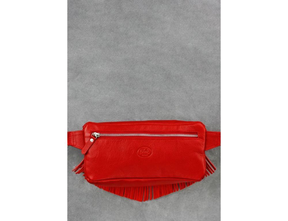 Женская сумка на пояс blanknote SPIRIT BN-BAG-15-rubin - Фото № 5