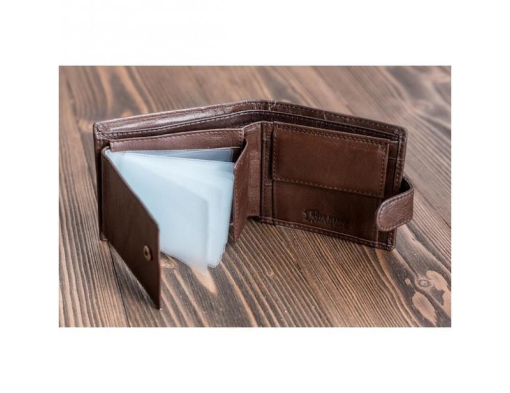 Чоловік шкіряний гаманець Ruff Ryder RR-38125W коричневий - Фотографія № 2