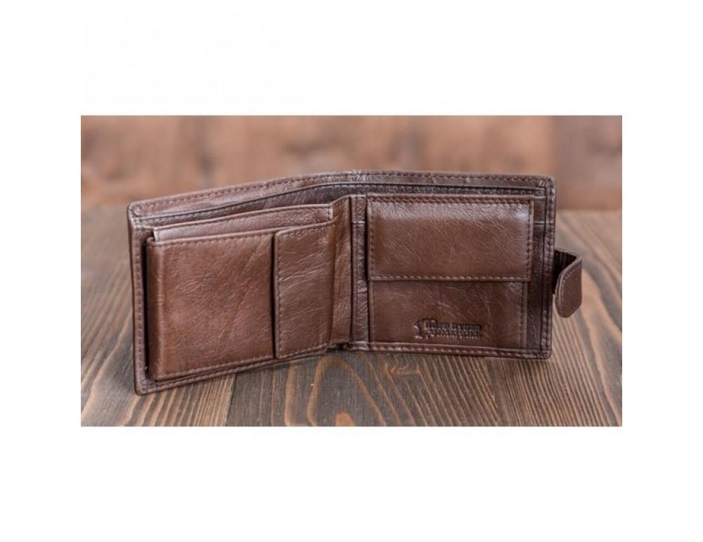 Чоловік шкіряний гаманець Ruff Ryder RR-38125W коричневий - Фотографія № 3
