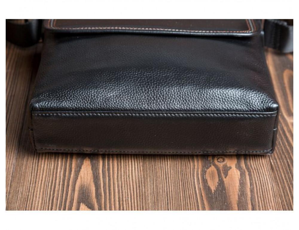 Шкіряна сумка через плече TIDING BAG M9806-1A - Фотографія № 5