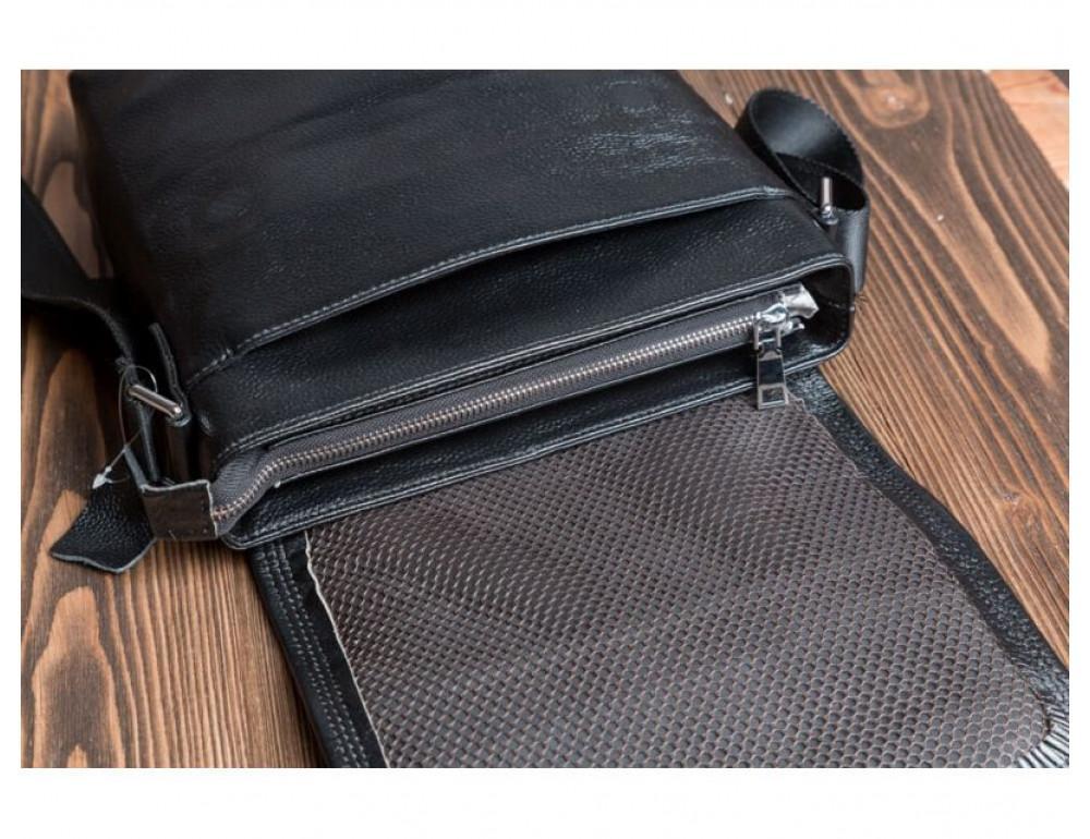 Шкіряна сумка через плече TIDING BAG M9806-1A - Фотографія № 6