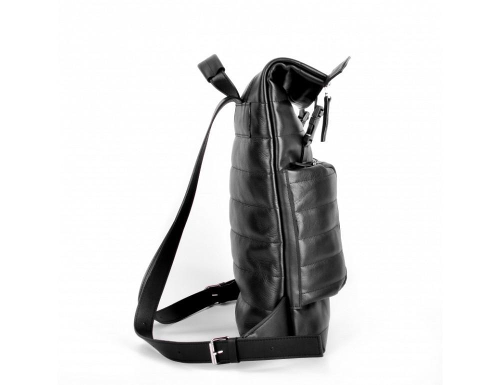 Чоловік шкіряний рюкзак jizuz Motto M403511B - Фотографія № 3