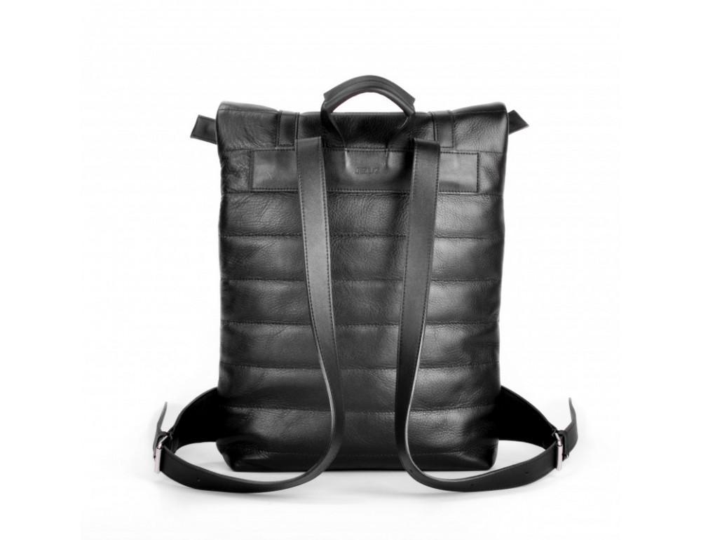 Чоловік шкіряний рюкзак jizuz Motto M403511B - Фотографія № 5