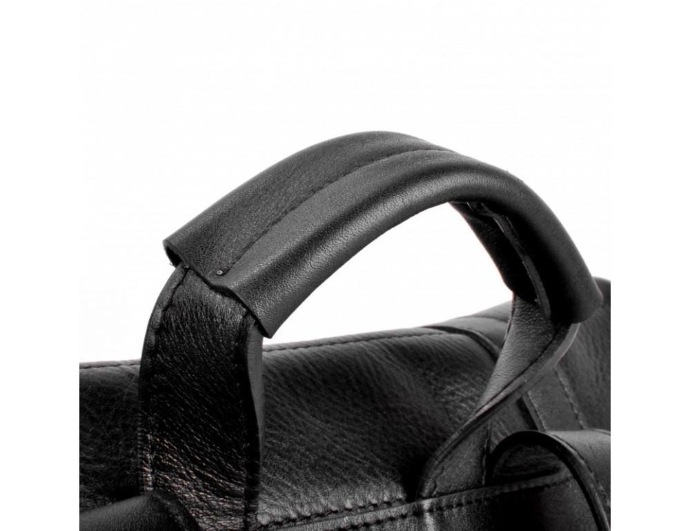 Чоловік шкіряний рюкзак jizuz Motto M403511B - Фотографія № 7