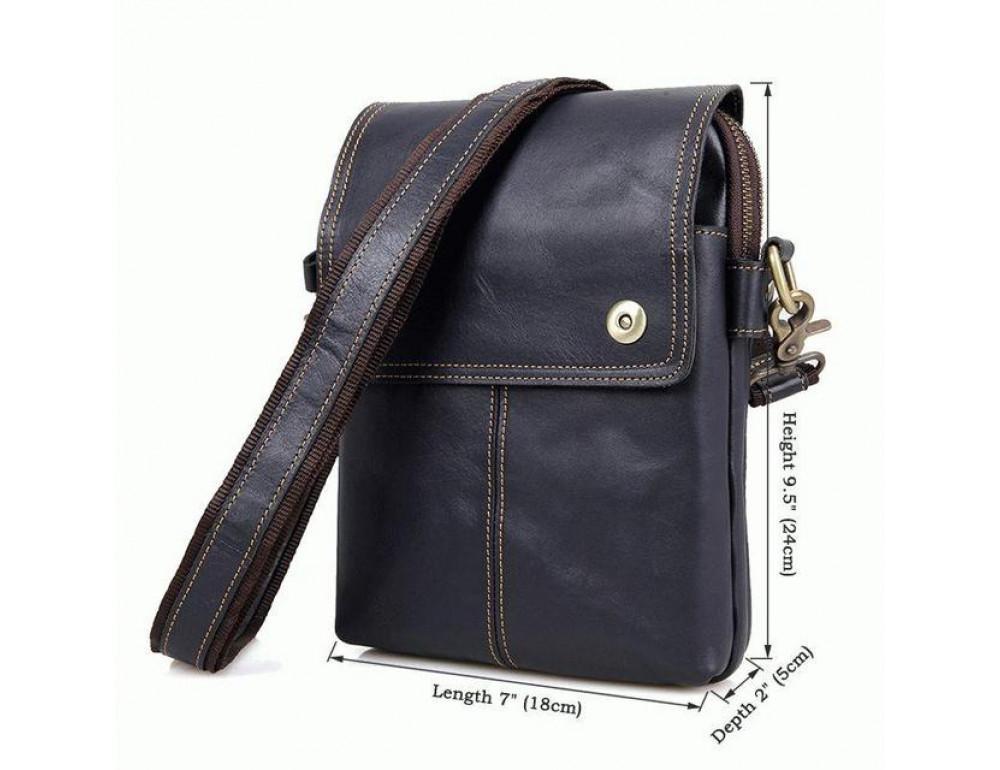 Мужская сумка планшет Bexhill MR1006K - Фото № 9