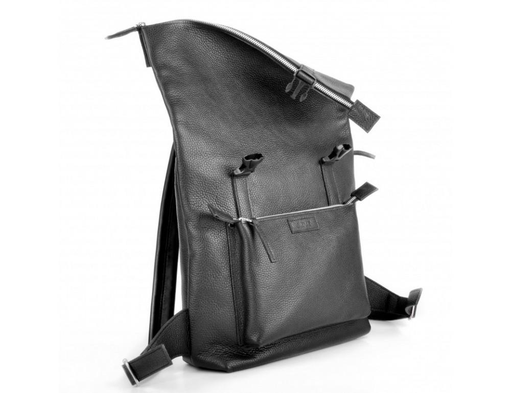 Чоловік шкіряний рюкзак Desert jizuz D403511B - Фотографія № 6