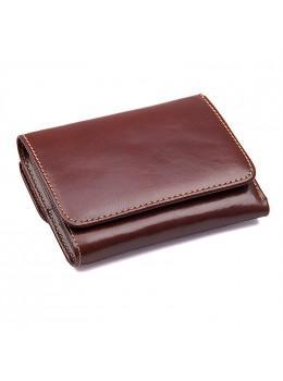 Кожаный кошелёк S.J.D. R-8106B