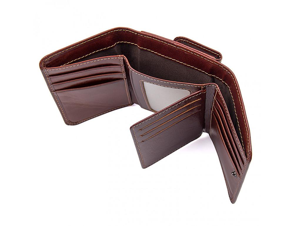Шкіряний гаманець S.J.D. R-8106B - Фотографія № 4