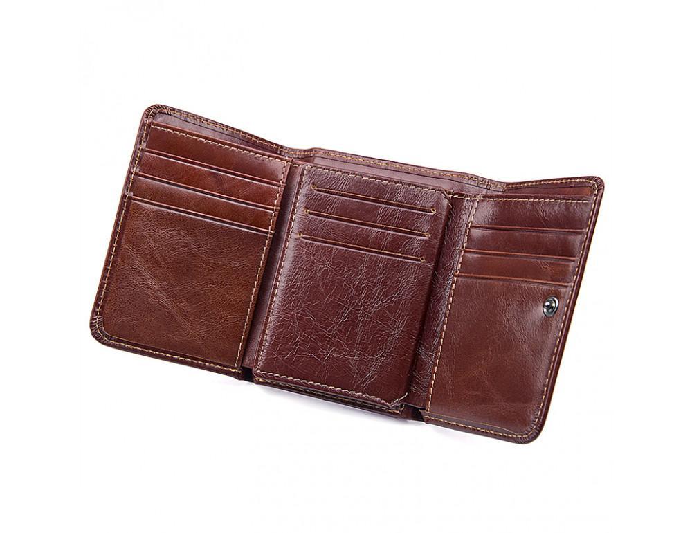 Шкіряний гаманець S.J.D. R-8106B - Фотографія № 5
