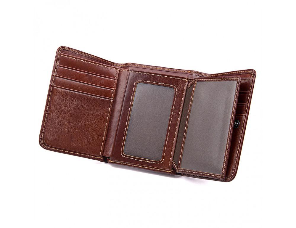 Шкіряний гаманець S.J.D. R-8106B - Фотографія № 6