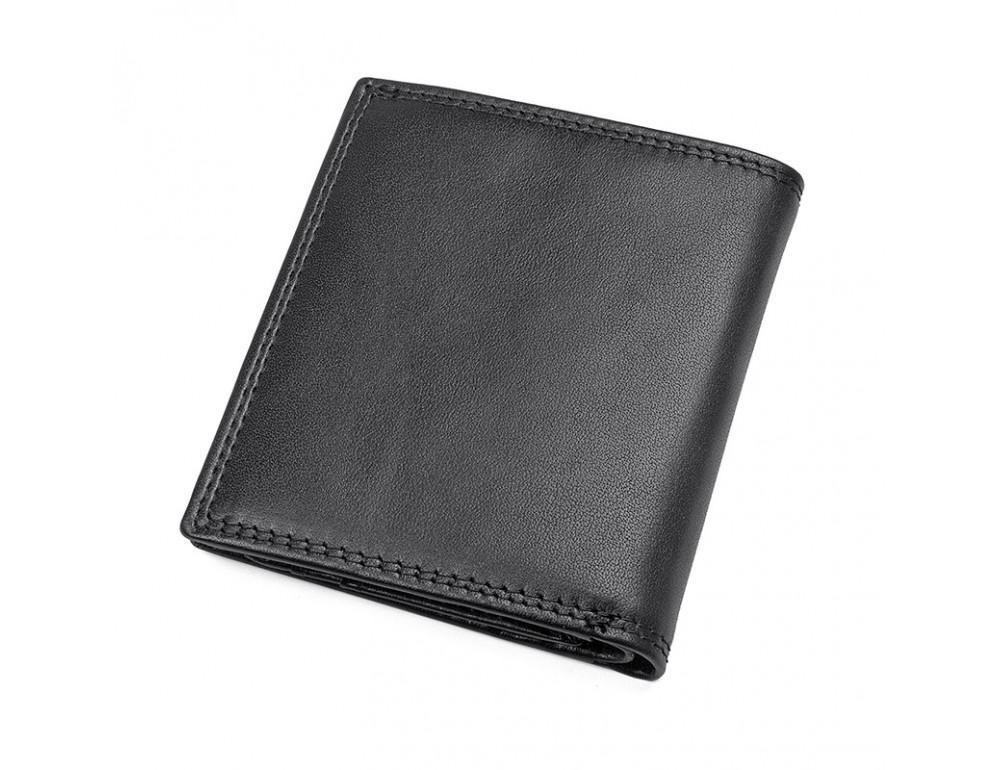 Мужской кожаный кошелёк S.J.D. R-8144A - Фото № 2
