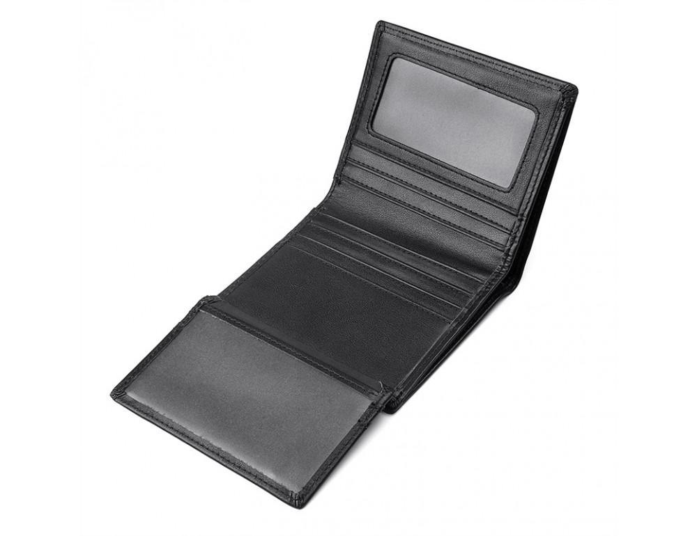Мужской кожаный кошелёк S.J.D. R-8144A - Фото № 4