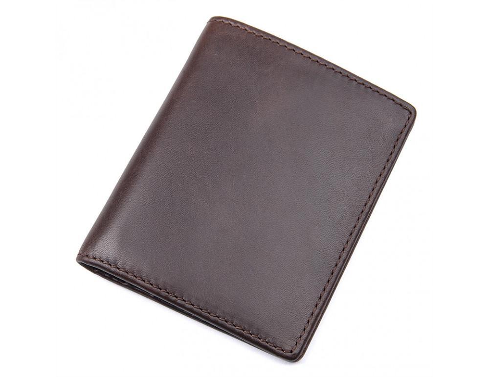 Мужской кожаный кошелёк S.J.D. R-8172-2Q