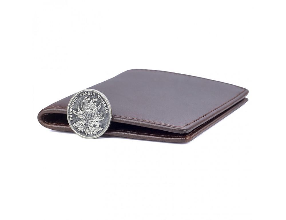 Мужской кожаный кошелёк S.J.D. R-8172-2Q - Фото № 3