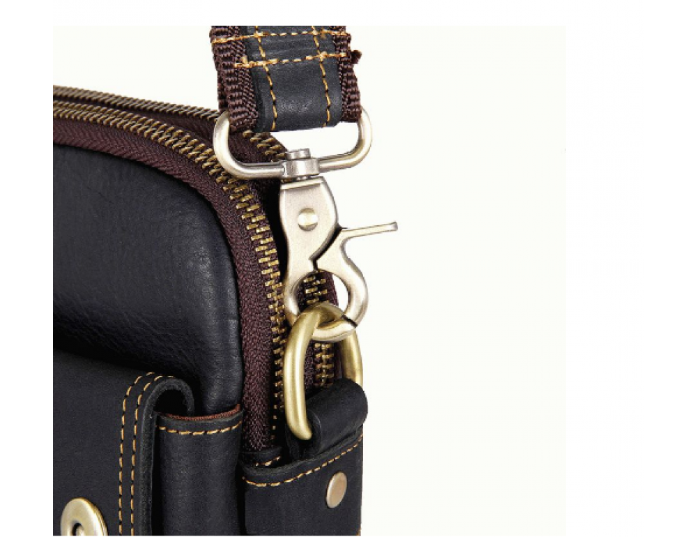 Мужская сумка через плечо Bexhill MR1002A - Фото № 3