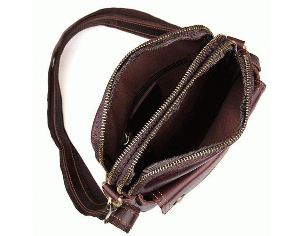 Мужская сумка через плечо Bexhill MR1002X - Фото № 5