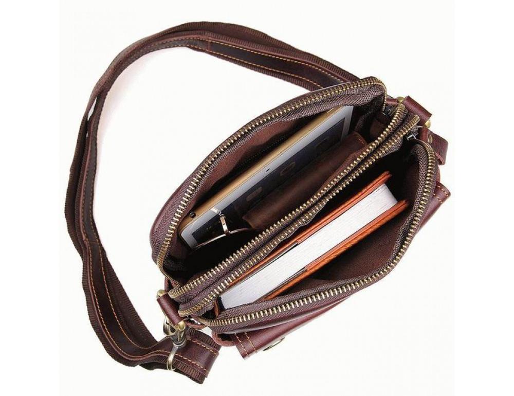 Мужская сумка через плечо Bexhill MR1002X - Фото № 6