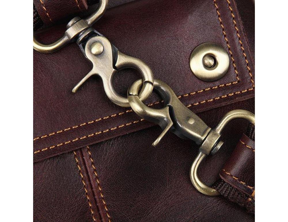 Мужская сумка через плечо Bexhill MR1002X - Фото № 8