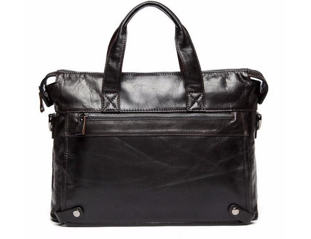Шкіряна сумка під ноутбук (macbook) JASPER MAINE 7120C-2