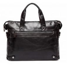 Кожаная сумка под ноутбук (macbook) JASPER MAINE 7120C-2