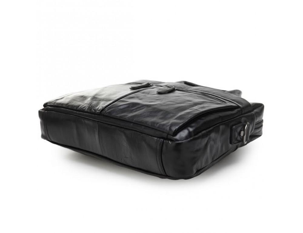 Шкіряна сумка для ноутбука JASPER & MAINE 7122A - Фотографія № 3