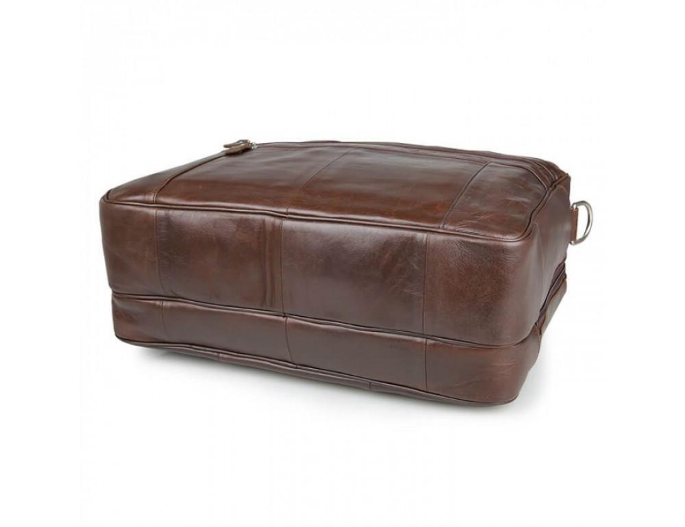 Чоловіча шкіряна сумка JASPER & MAINE 7319C - Фотографія № 9
