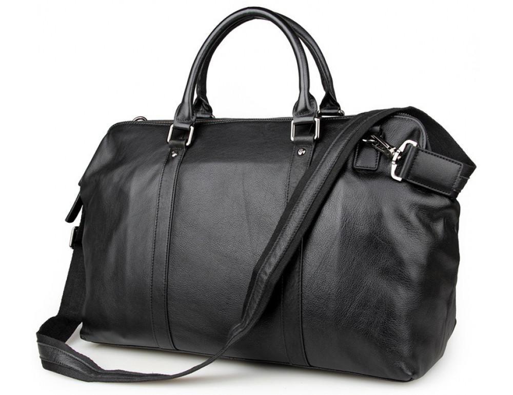 Кожаная дорожная сумка JASPER & MAINE 7322A