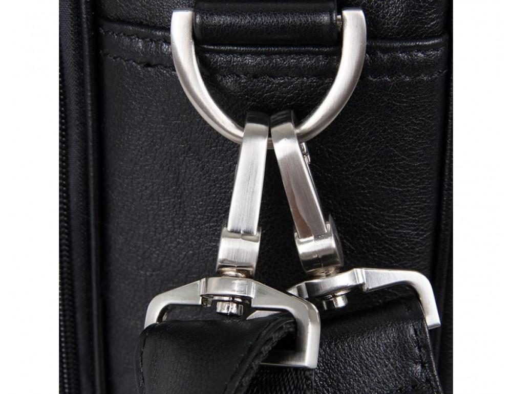 Мужская кожаная сумка TIDING BAG 7367A - Фото № 8