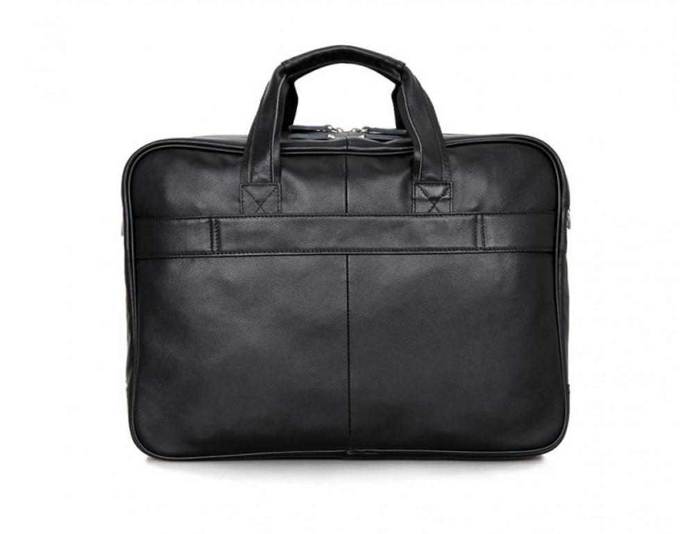 Мужская кожаная сумка TIDING BAG 7367A - Фото № 7