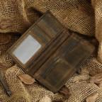 Кожаный портмоне TIDING BAG 8030R - Фото № 101