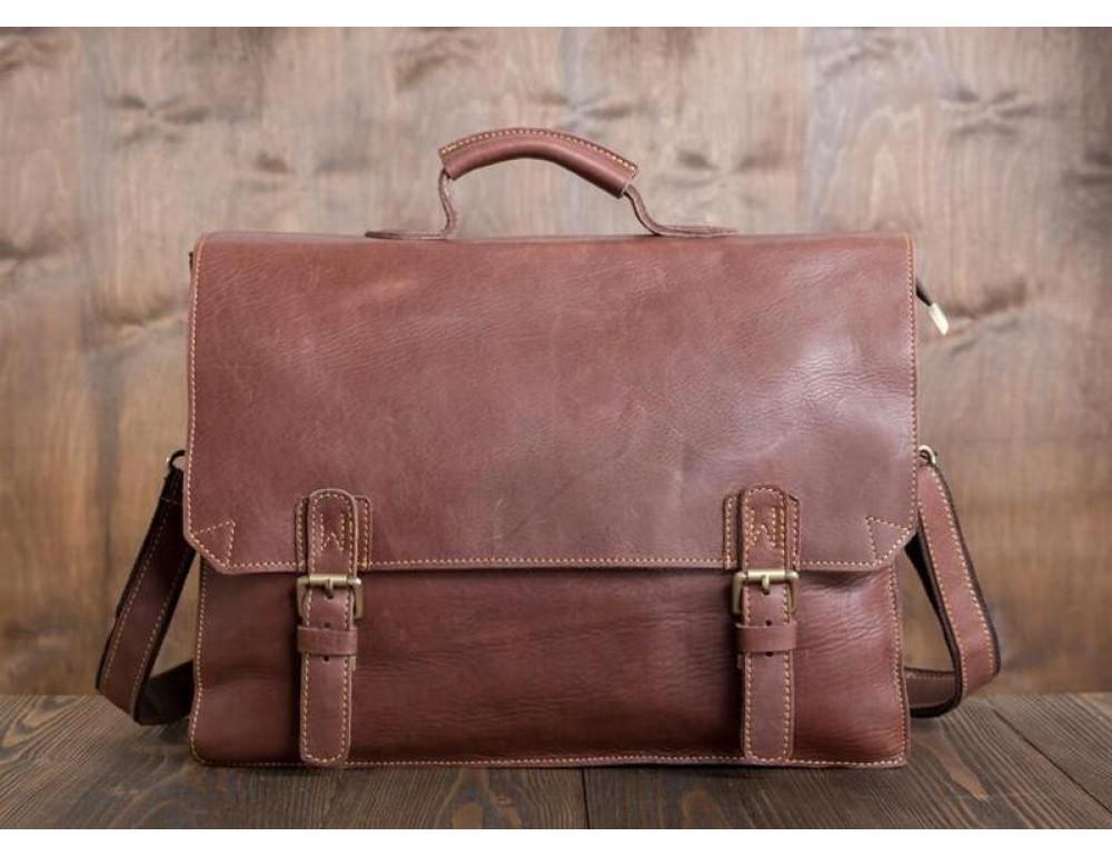 Мужской винтажный портфель TIDING BAG GA2095B