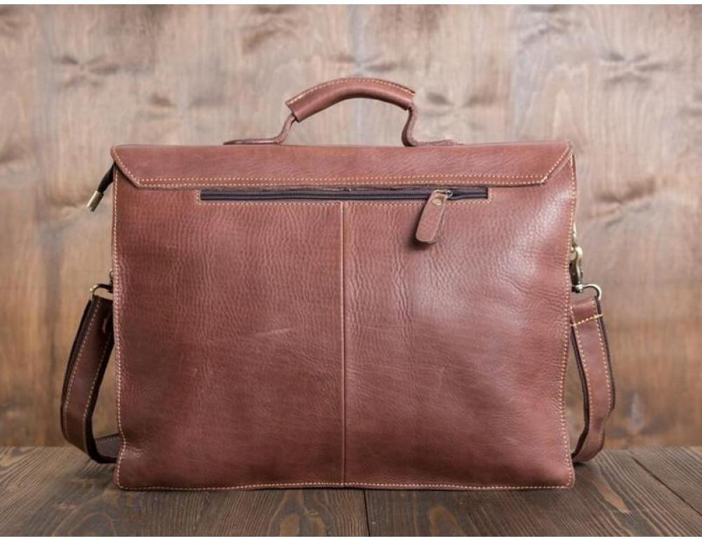 Чоловічий вінтажний портфель TIDING BAG GA2095B - Фотографія № 3