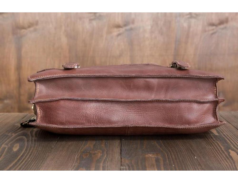 Чоловічий вінтажний портфель TIDING BAG GA2095B - Фотографія № 5