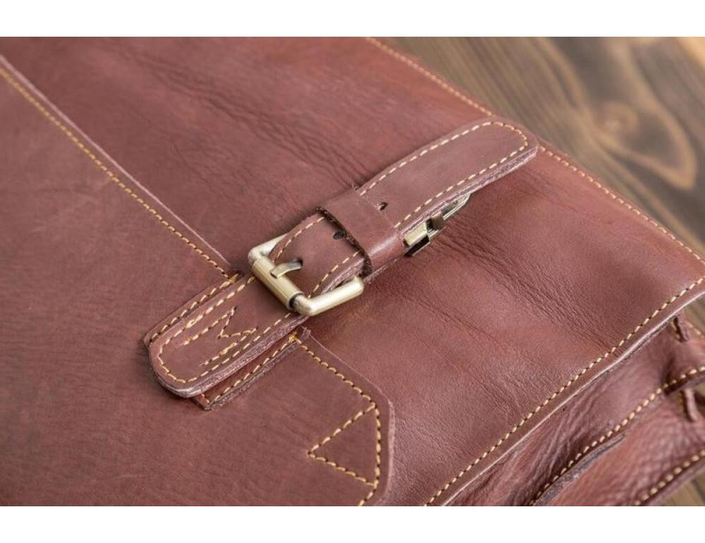 Чоловічий вінтажний портфель TIDING BAG GA2095B - Фотографія № 6