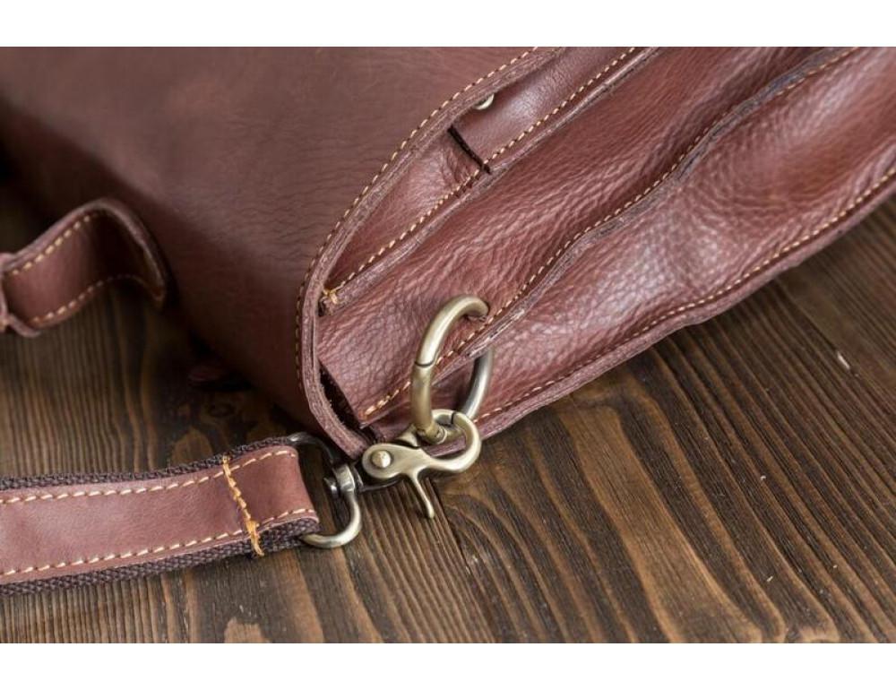 Чоловічий вінтажний портфель TIDING BAG GA2095B - Фотографія № 7