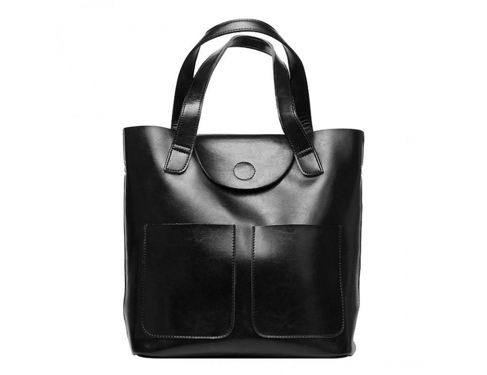 Кожаная женская сумка через плечо Grays GR-0599A - Фото № 1