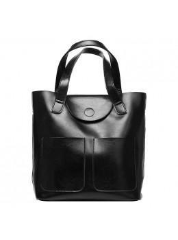 Кожаная женская сумка через плечо Grays GR-0599A