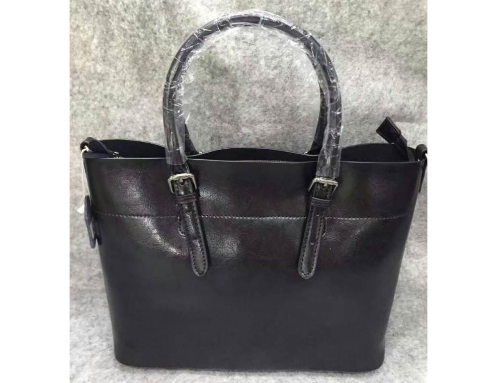 Шкіряна дамська сумка Grays GR-2001A