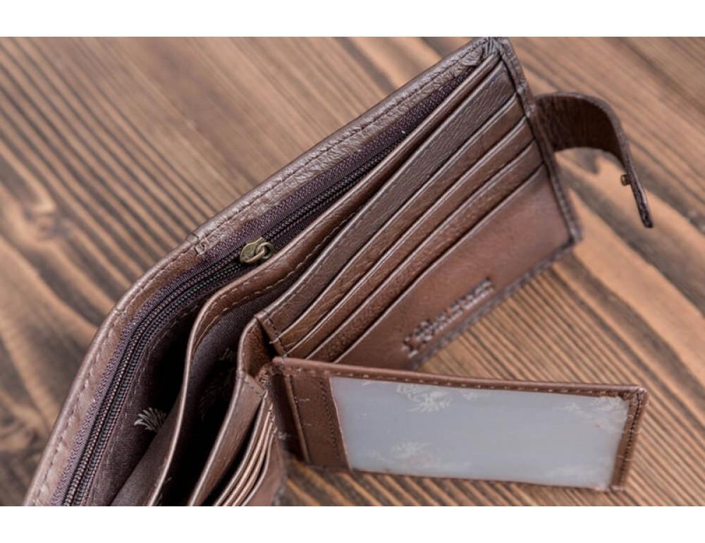 Мужской кожаный кошелёк Ruff Ryder RR-38128W - Фото № 3