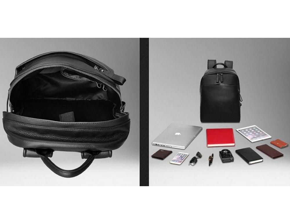 Кожаный рюкзак TIDING BAG B3-1663A - Фото № 6
